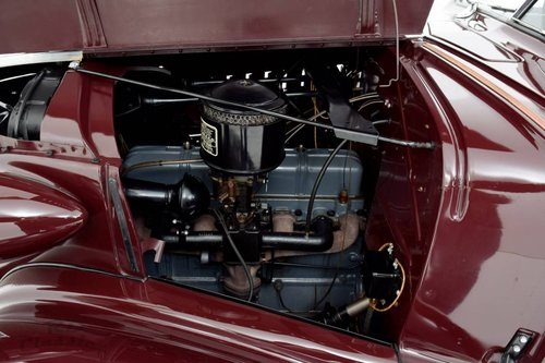 1938 Chevrolet Master De Luxe Frame-Off Vollrestauration! For Sale (picture 4 of 6)