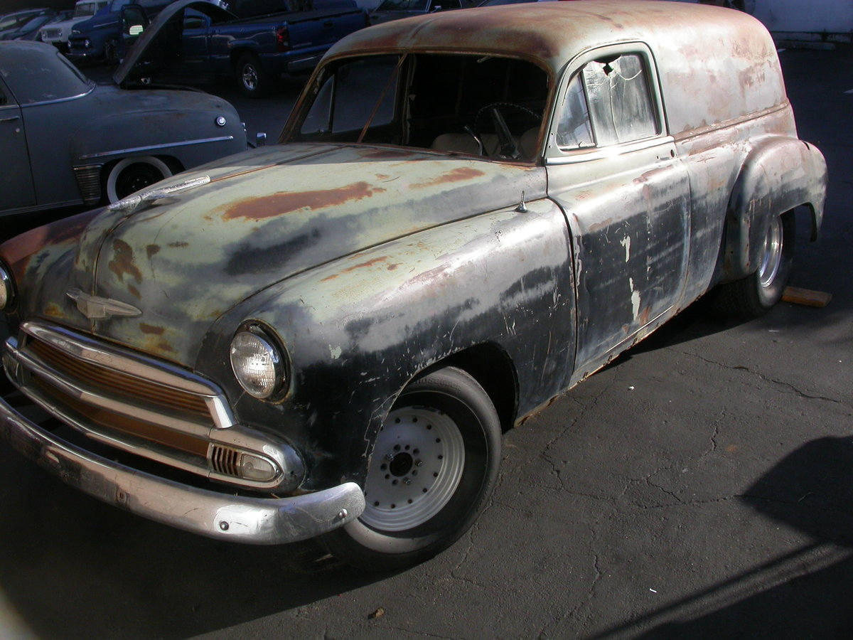 1951 California delivery pro street project $8995 shipping incl  For Sale (picture 3 of 6)