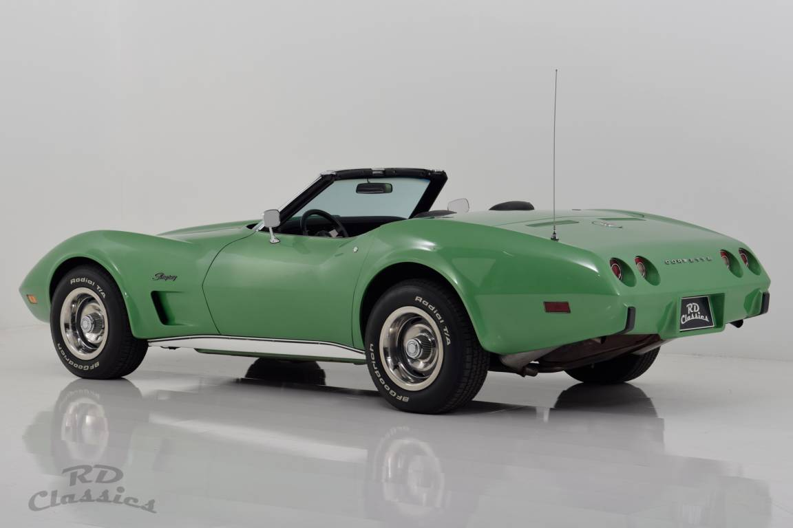 1975 Chevrolet Corvette C3 Convertible - Matching Numbers! For Sale (picture 1 of 6)