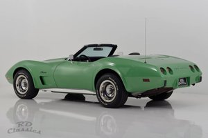 1975 Chevrolet Corvette C3 Convertible - Matching Numbers!