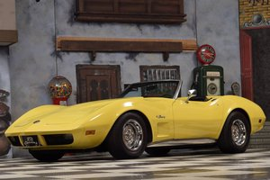 1974 Chevrolet Corvette C3 Convertible Matching Numbers  For Sale