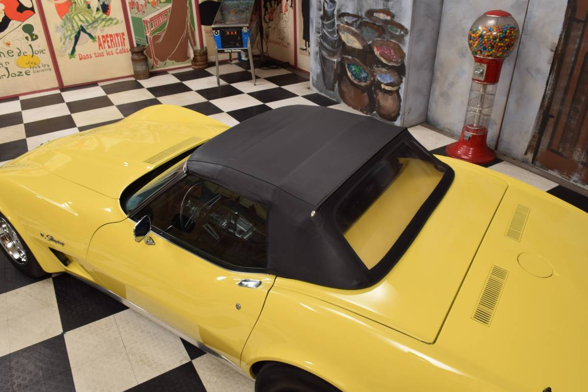 1974 Chevrolet Corvette C3 Convertible Matching Numbers  For Sale (picture 4 of 6)