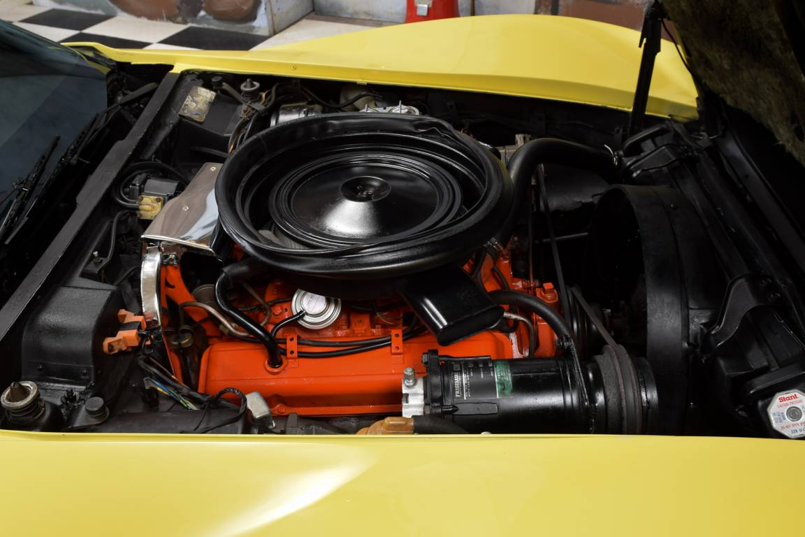 1974 Chevrolet Corvette C3 Convertible Matching Numbers  For Sale (picture 6 of 6)