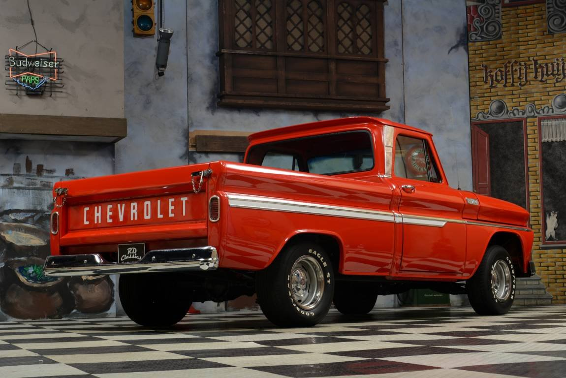 1965 Chevrolet C10 Pickup Truck / Top Zustand! For Sale (picture 2 of 6)
