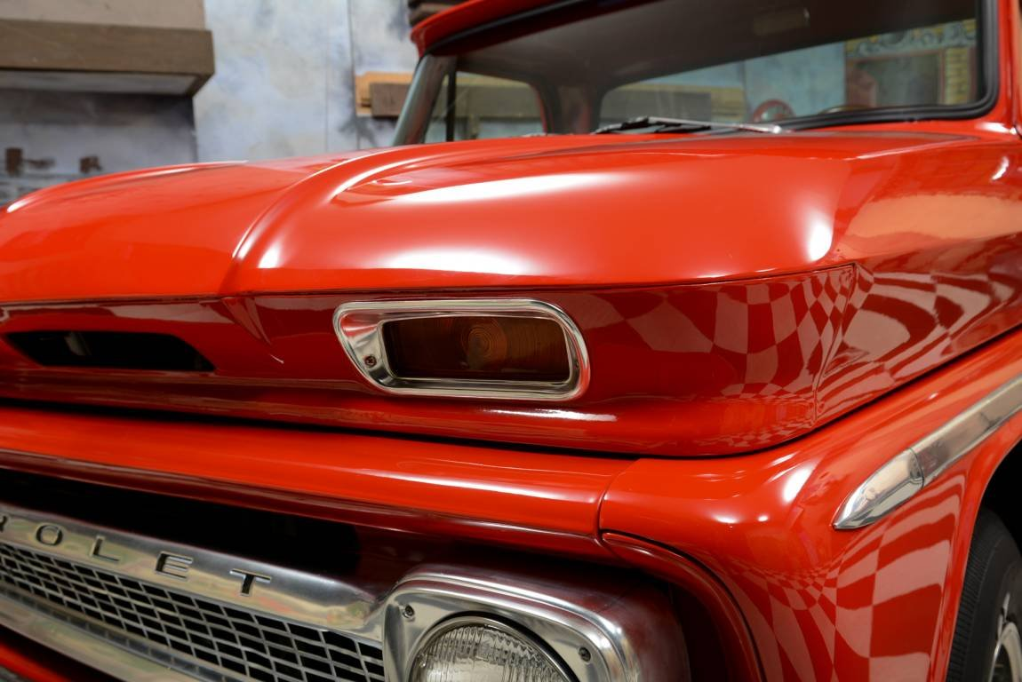 1965 Chevrolet C10 Pickup Truck / Top Zustand! For Sale (picture 3 of 6)