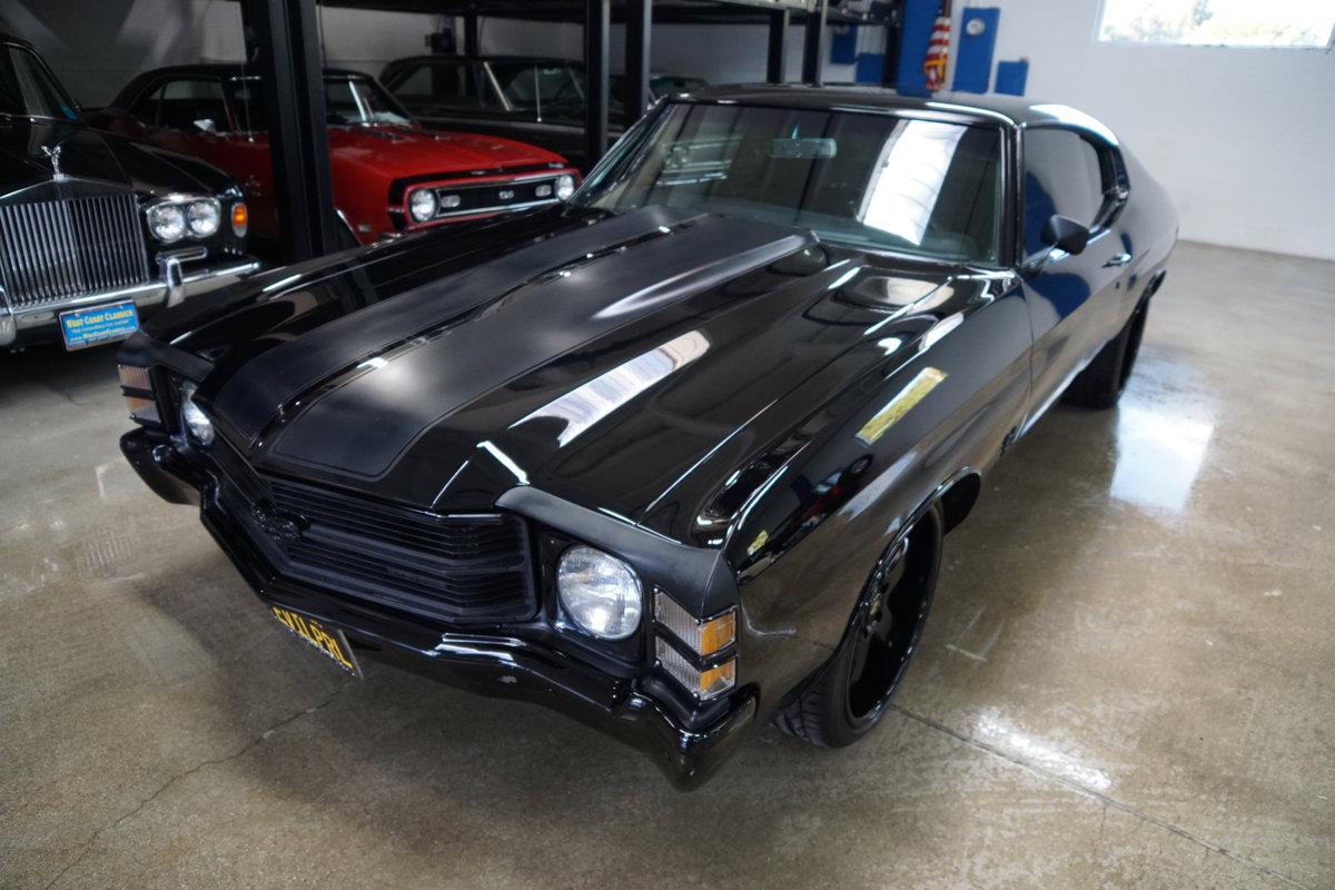 1971 Chevrolet Chevelle Custom 454 V8 2 Dr Hardtop SOLD   Car And