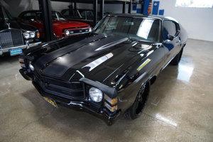 1971 Chevrolet Chevelle Custom 454 V8 2 Dr Hardtop SOLD
