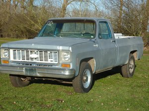1973 Chevrolet C20 Pick Up