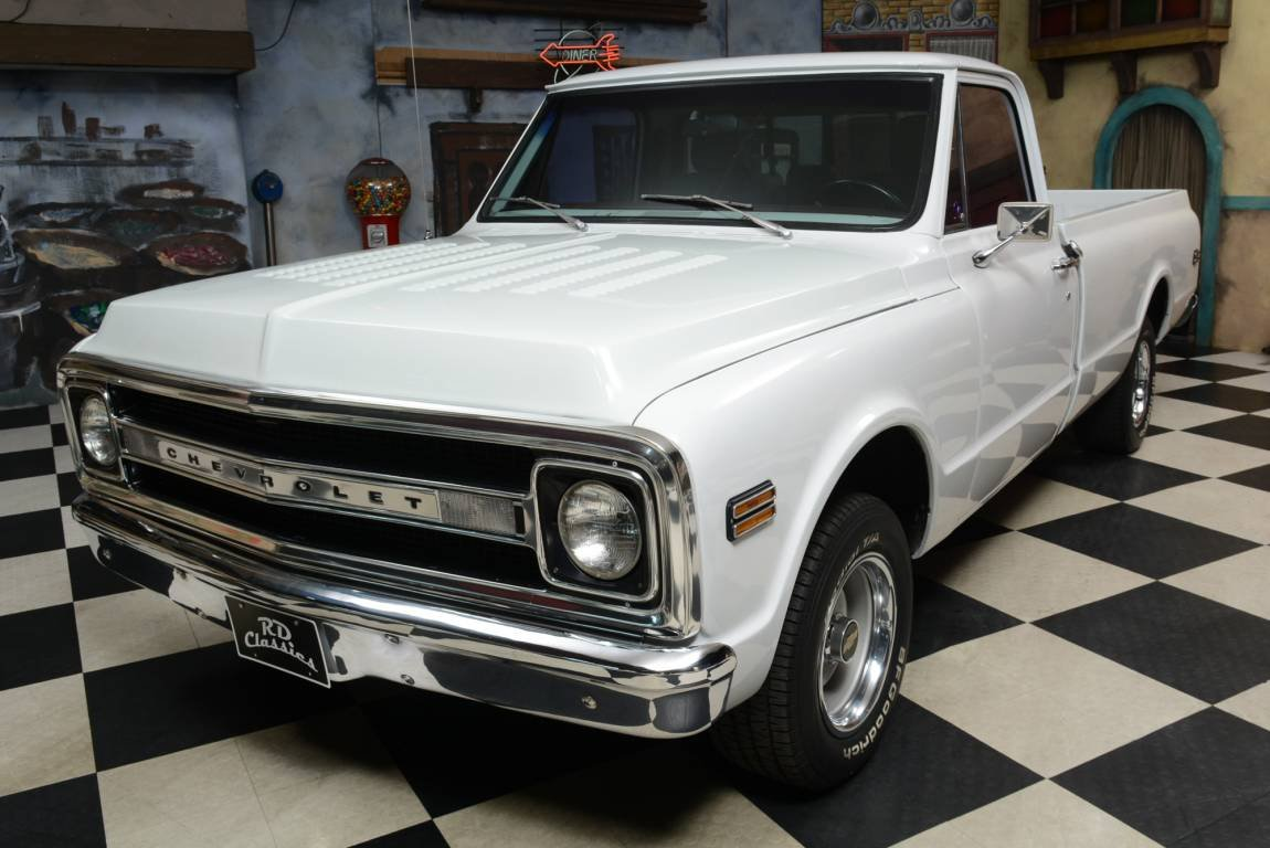1969 Chevrolet C10 Pick-Up *Guter Zustand* For Sale (picture 1 of 6)