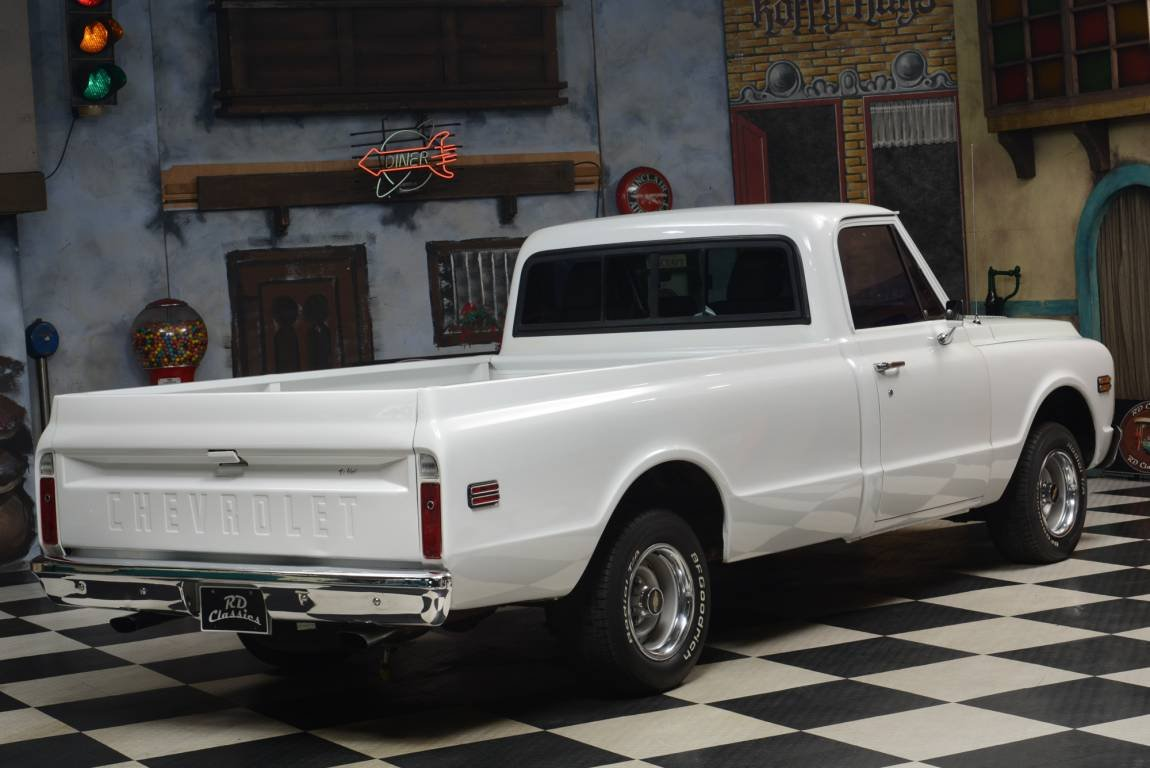 1969 Chevrolet C10 Pick-Up *Guter Zustand* For Sale (picture 2 of 6)