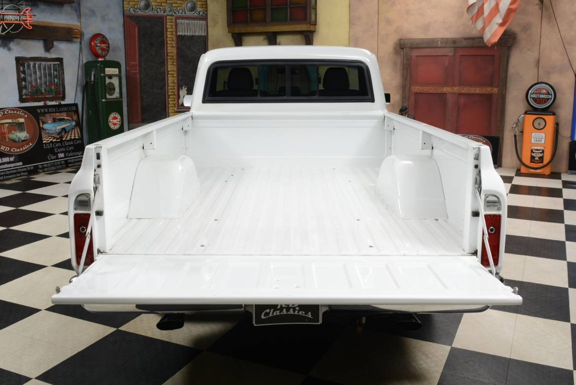 1969 Chevrolet C10 Pick-Up *Guter Zustand* For Sale (picture 3 of 6)