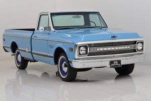 1969 Chevrolet C10 Pickup Truck For Sale