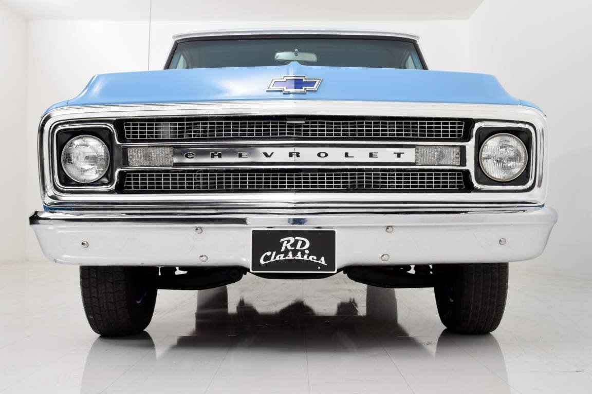 1969 Chevrolet C10 Pickup Truck For Sale (picture 2 of 6)