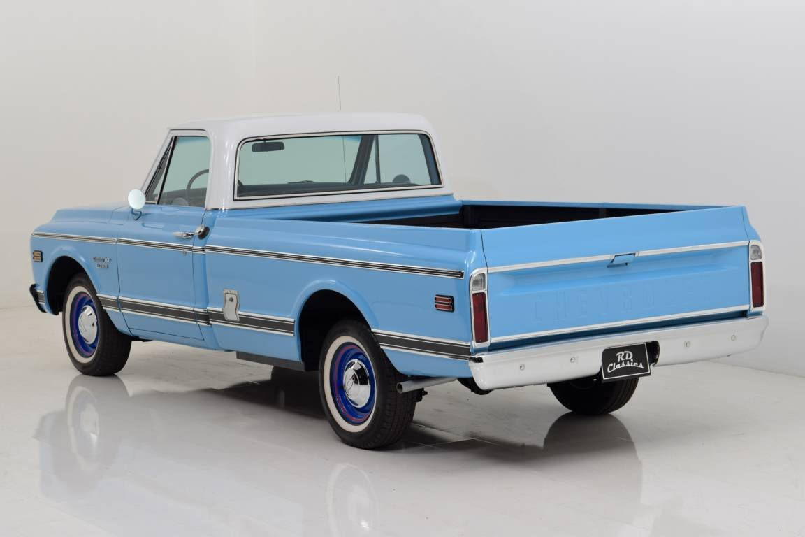 1969 Chevrolet C10 Pickup Truck For Sale (picture 3 of 6)