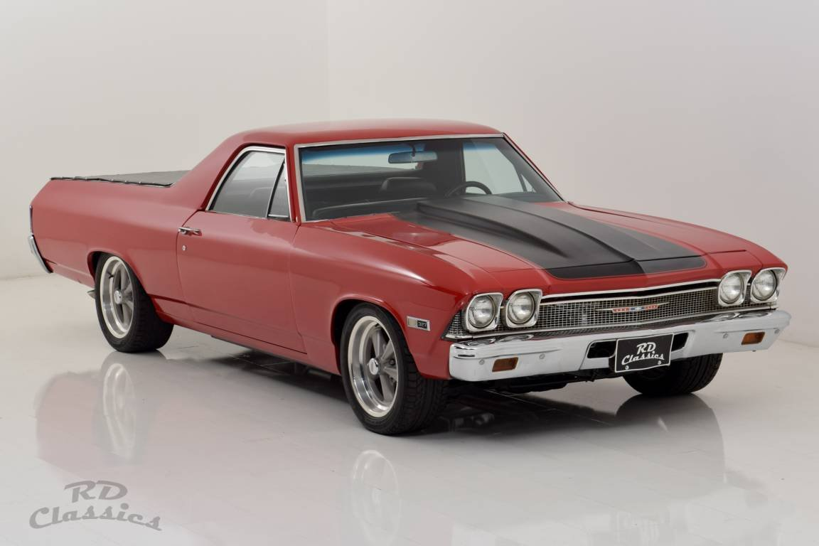 1968 Chevrolet El Camino Pick Up For Sale (picture 2 of 6)