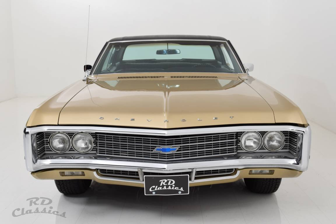 1969 Chevrolet Caprice 2D Hardtop Coupe 6.6 Liter Big Block For Sale (picture 2 of 6)