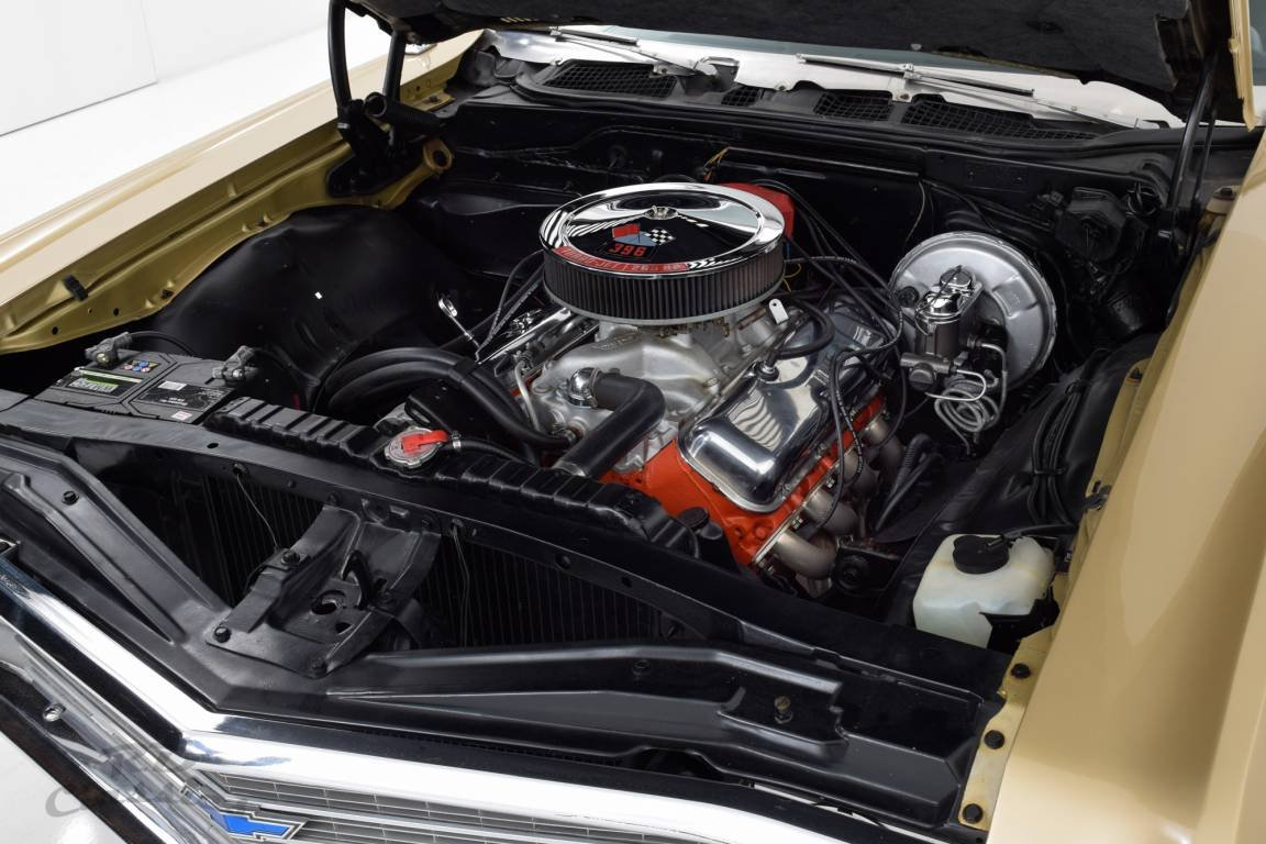 1969 Chevrolet Caprice 2D Hardtop Coupe 6.6 Liter Big Block For Sale (picture 4 of 6)