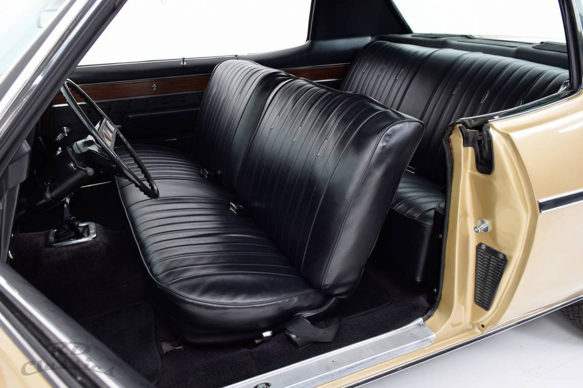 1969 Chevrolet Caprice 2D Hardtop Coupe 6.6 Liter Big Block For Sale (picture 6 of 6)