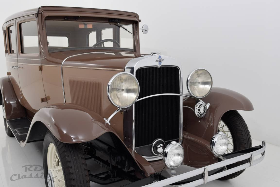 1931 Chevrolet Independence 4 Door For Sale (picture 1 of 6)
