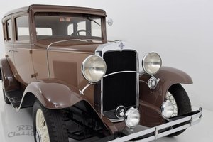 1931 Chevrolet Independence 4 Door