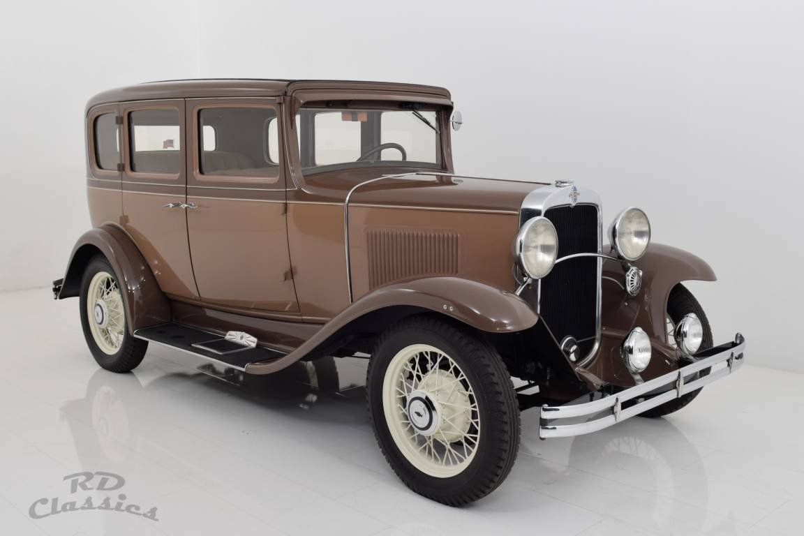 1931 Chevrolet Independence 4 Door For Sale (picture 2 of 6)