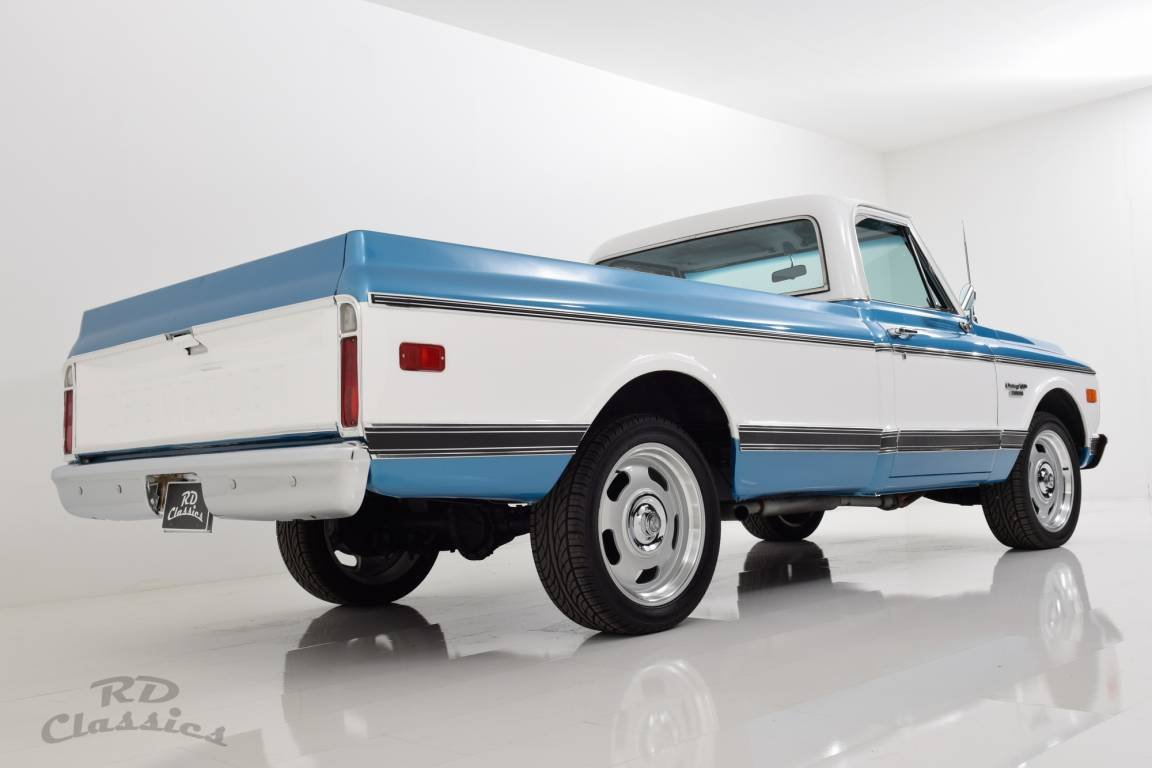 1969 Chevrolet C10 V8 Longbed Pick Up Truck For Sale (picture 1 of 6)