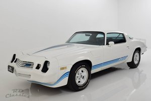 1980 Chevrolet Camaro Z28 / Matching Numbers