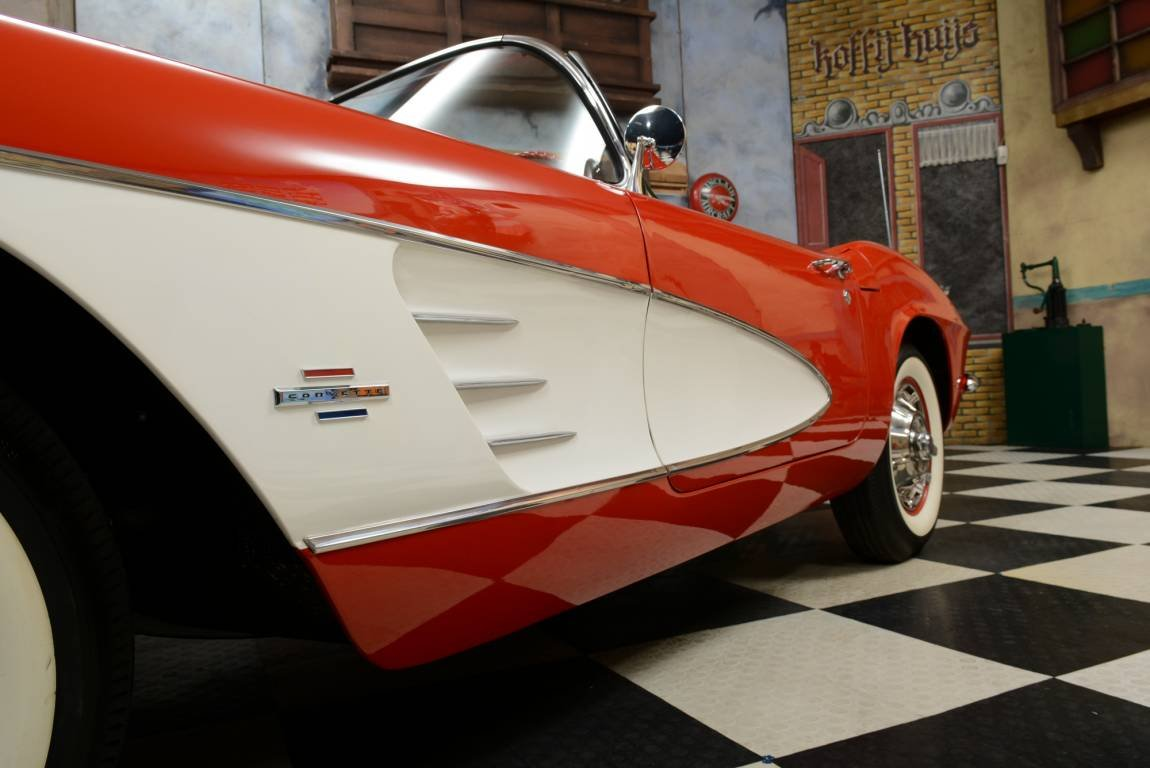 1961 Chevrolet Corvette C1 C1 Matching Numbers / Voll Body  For Sale (picture 3 of 6)