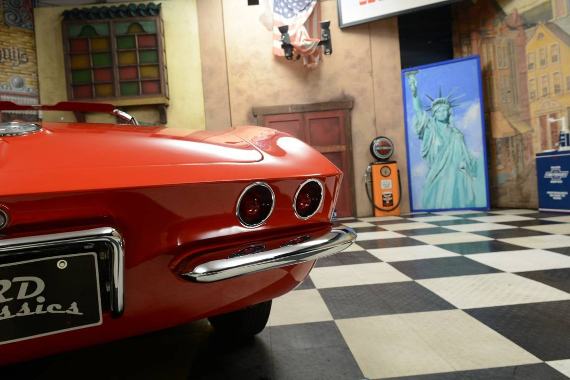 1961 Chevrolet Corvette C1 C1 Matching Numbers / Voll Body  For Sale (picture 5 of 6)
