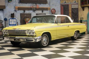 1962 Chevrolet Impala Big Block 454cui / Automatic For Sale