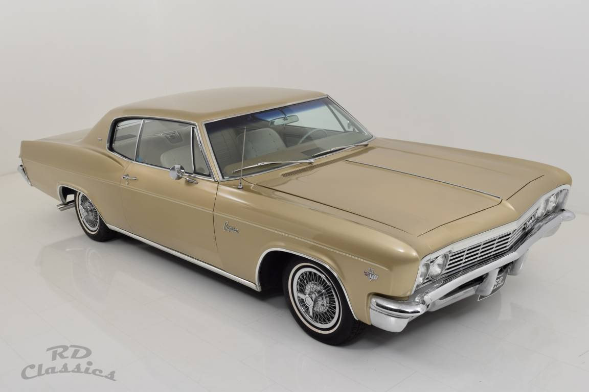 1966 Chevrolet Caprice 2D Hardtop Coupe For Sale (picture 2 of 6)
