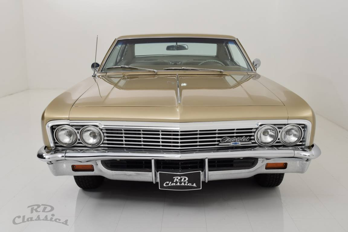 1966 Chevrolet Caprice 2D Hardtop Coupe For Sale (picture 3 of 6)