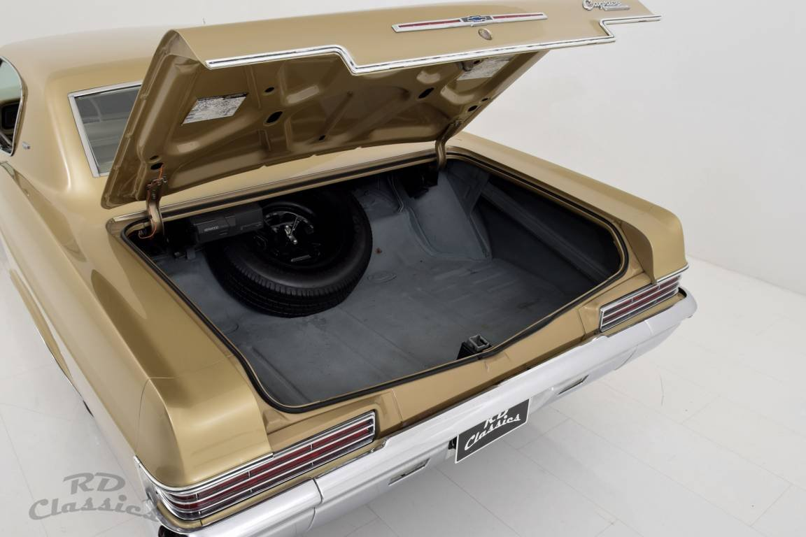 1966 Chevrolet Caprice 2D Hardtop Coupe For Sale (picture 5 of 6)