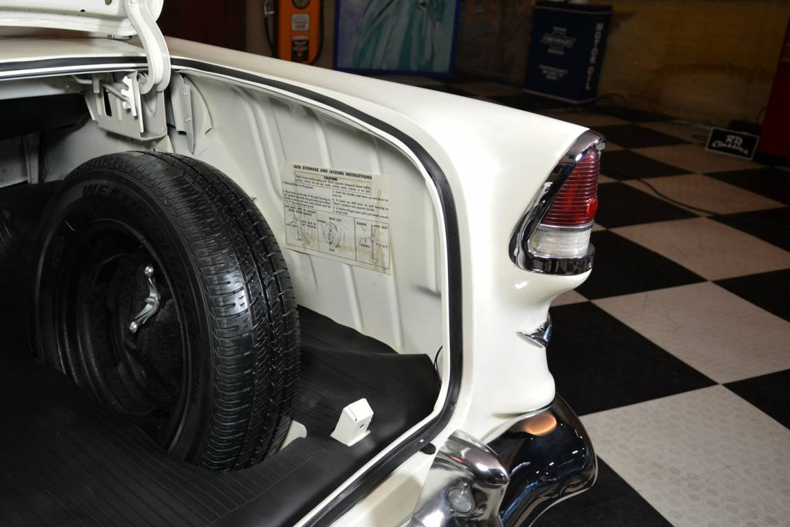 1955 Chevrolet Bel Air Convertible *Disc Brakes* For Sale (picture 5 of 6)
