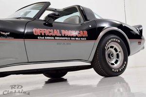 1978 Chevrolet Corvette C3 Official Pace Car For Sale