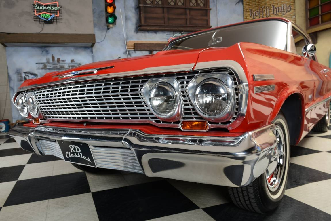 1963 Chevrolet Impala 2dr Sport Coupe For Sale (picture 2 of 6)