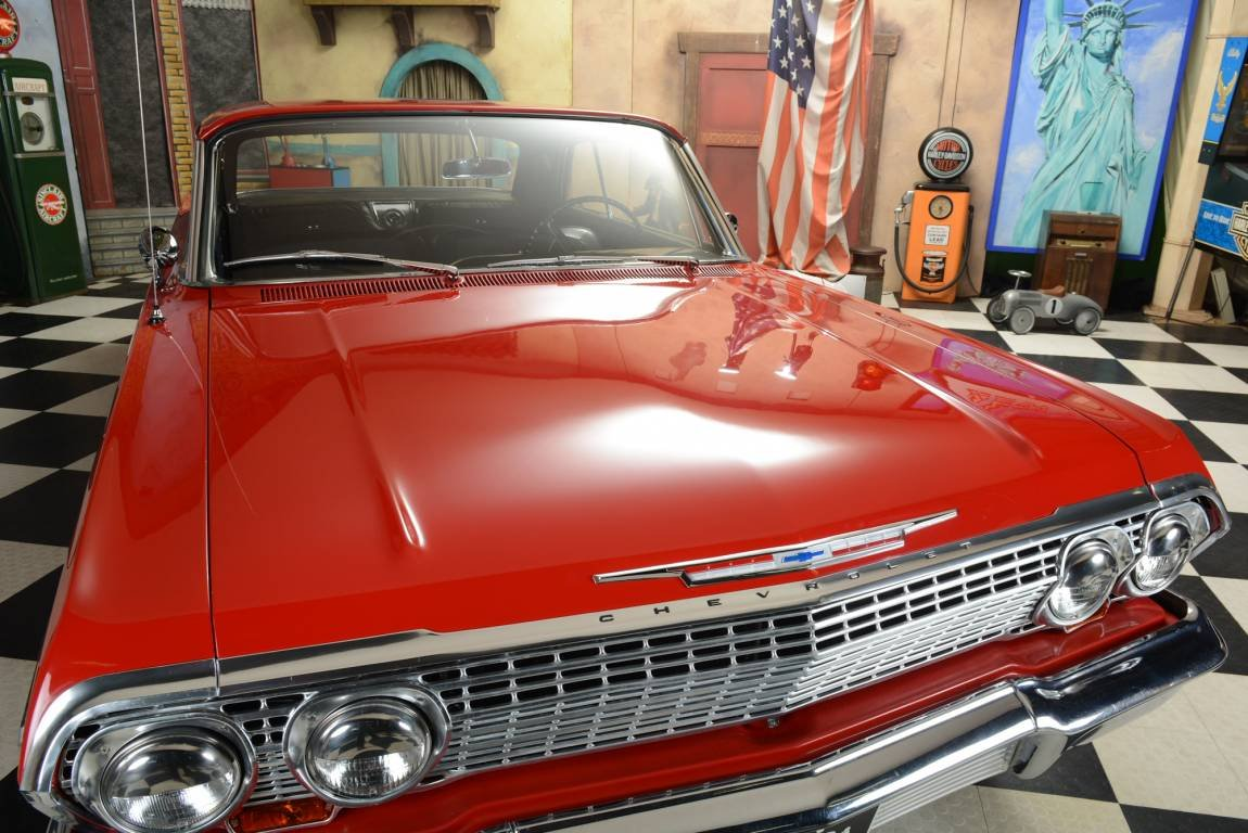 1963 Chevrolet Impala 2dr Sport Coupe For Sale (picture 4 of 6)