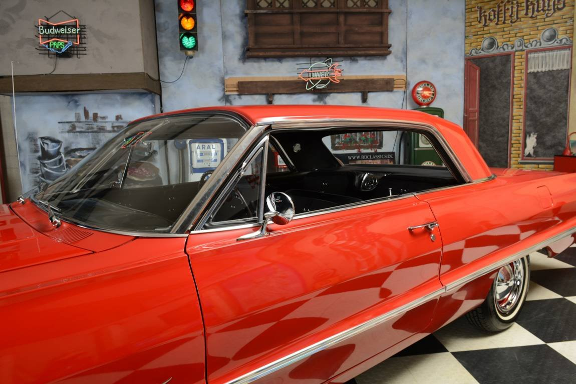 1963 Chevrolet Impala 2dr Sport Coupe For Sale (picture 5 of 6)