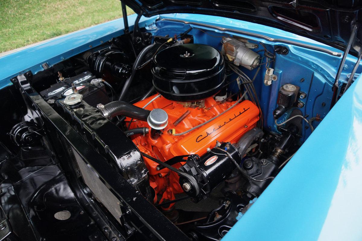 Chevrolet 1951 2 Door Hard Top Belair Deluxe Rare Powerglide Auto Low