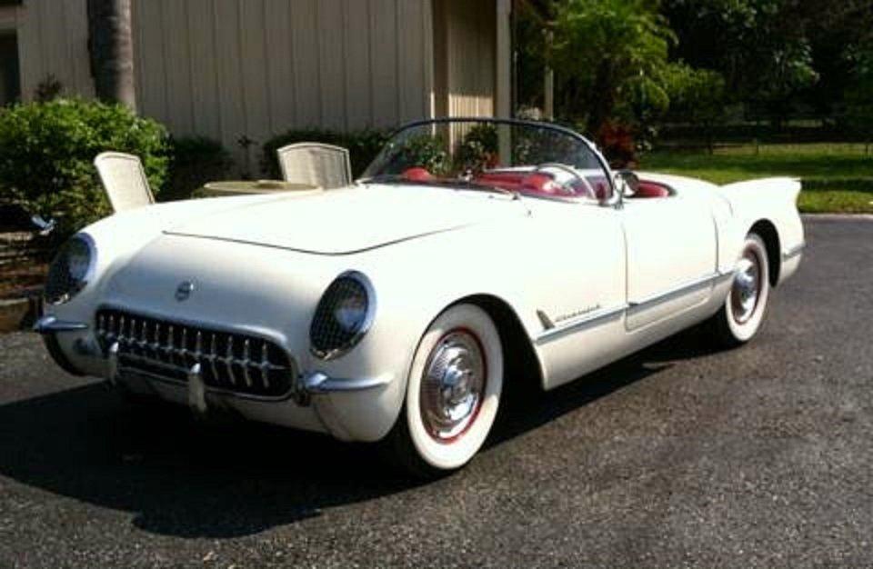 1954 Chevrolet Corvette For Sale (picture 1 of 6)