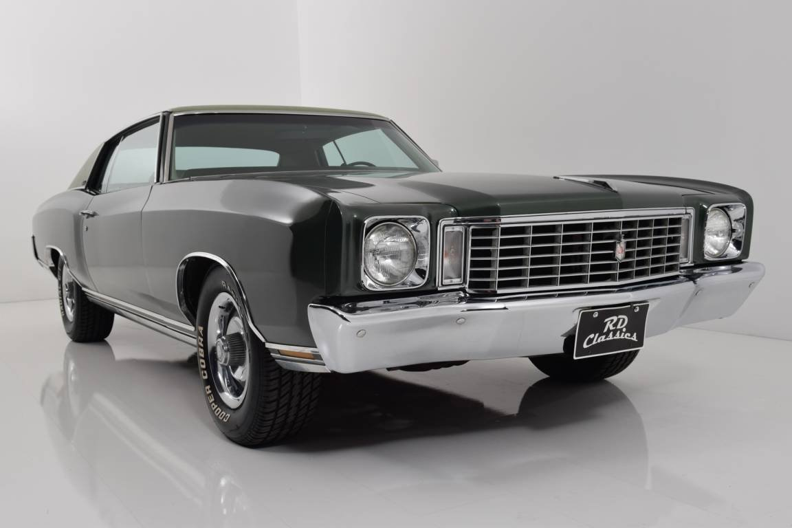 1972 Chevrolet Monte Carlo Niederlandische Papiere For Sale (picture 1 of 6)