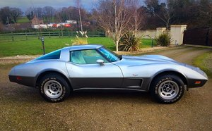 1978 CHEVROLET CORVETTE 25th ANNIVERSARY - 14,000 MILES SUPERB