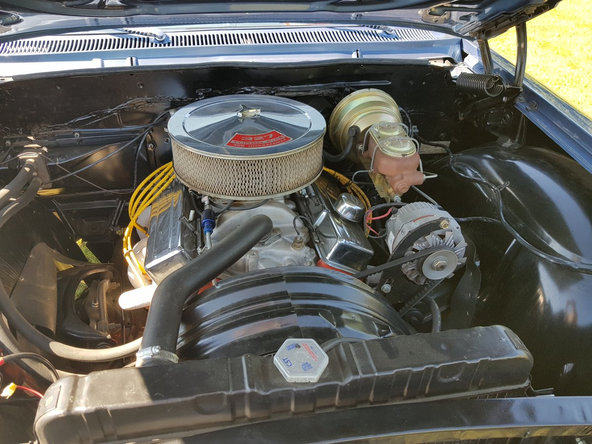 1962 Chevrolet Impala 327 V8 and Automatic SOLD (picture 5 of 6)