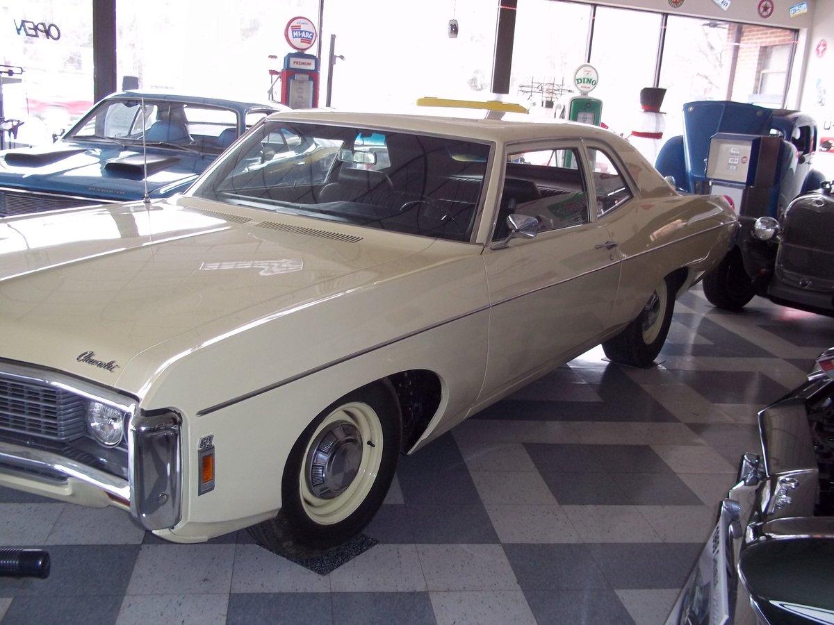 1969 Chevrolet Bel Air Big Block 2 Door Sedan For Sale (picture 1 of 6)
