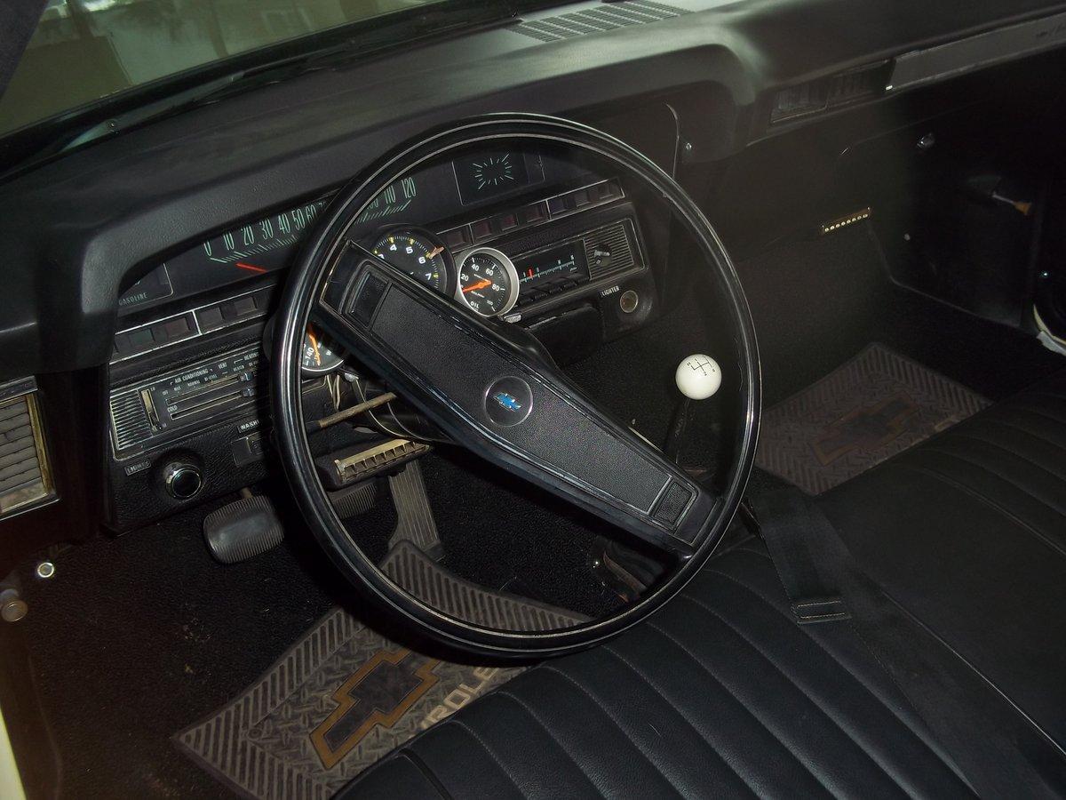 1969 Chevrolet Bel Air Big Block 2 Door Sedan For Sale (picture 4 of 6)