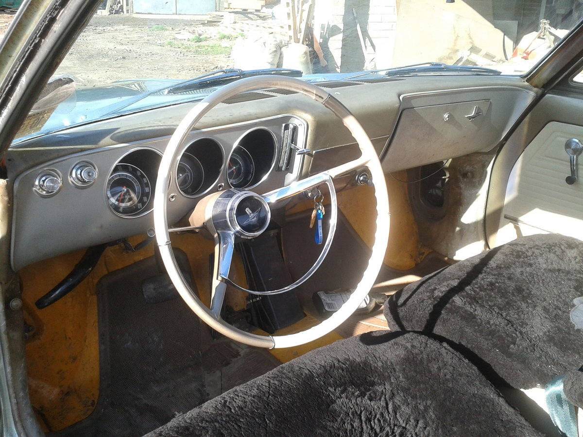 1965 Chevy Corvair Monza restored For Sale (picture 3 of 6)