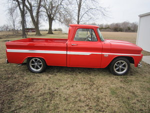 Rare 1966 Chevrolet Short Bed LS1 Fuelie