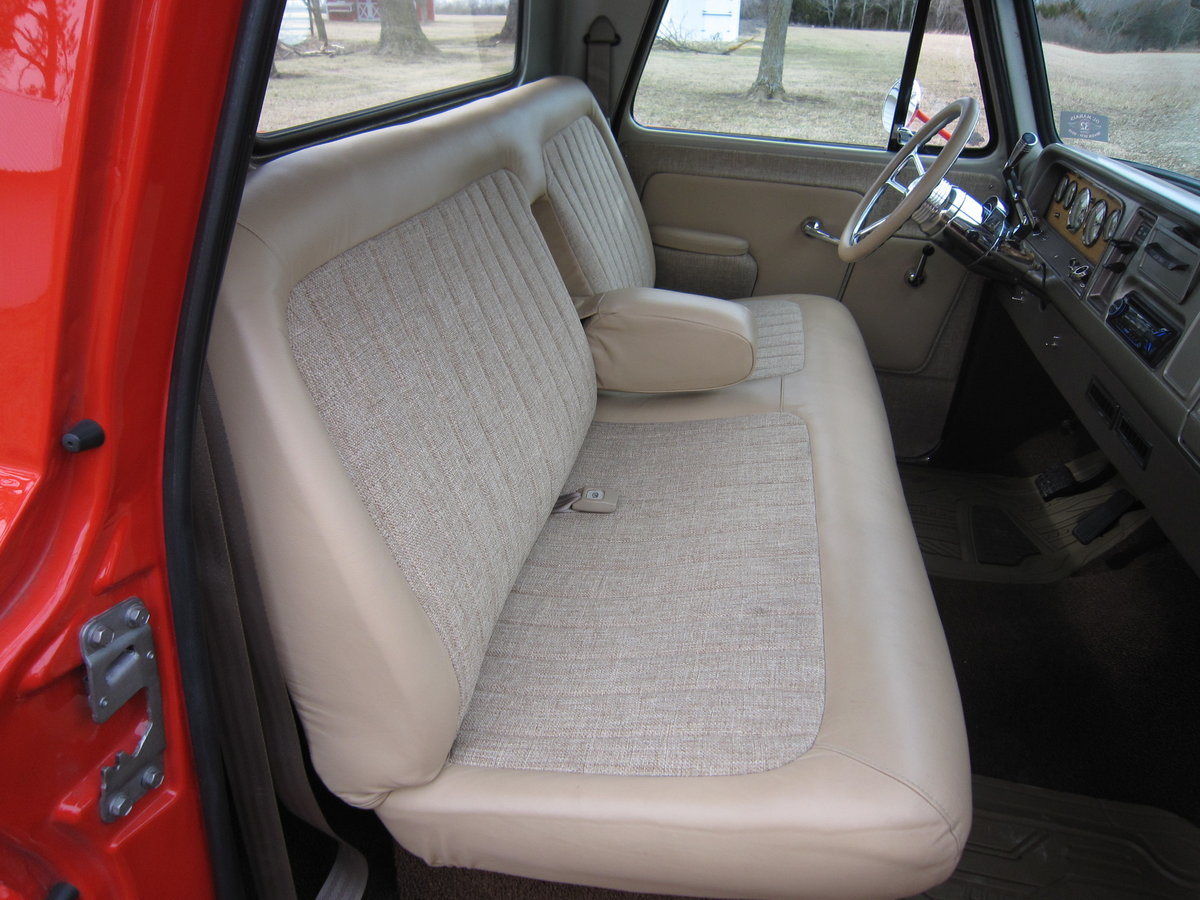 Rare 1966 Chevrolet Short Bed LS1 Fuelie For Sale (picture 5 of 6)