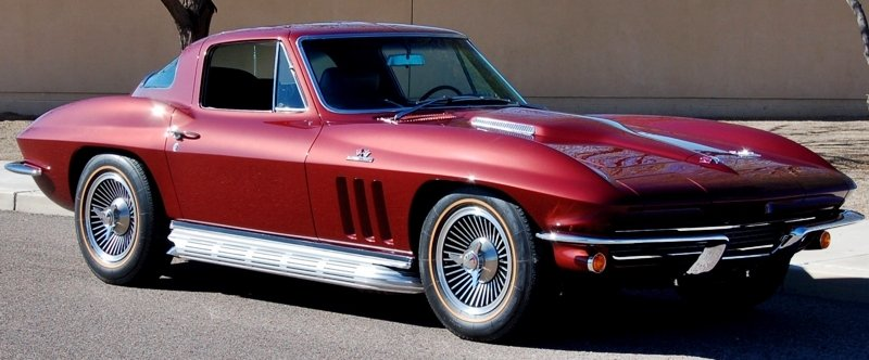 1966 427 Corvette 4 speed Air Coupe  in excellent condition For Sale (picture 1 of 6)