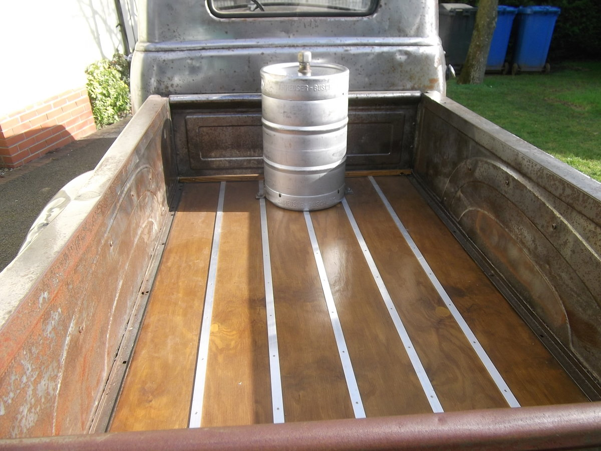 1954 Chevy Pick Up Truck, 305 V8, Automatic, Rat Rod SOLD (picture 3 of 6)